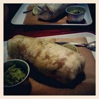 Das Foto wurde bei Burrito Baby von Eva am 11/9/2012 aufgenommen