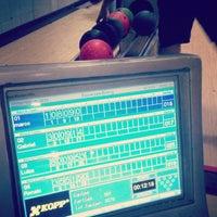 Photo taken at Strike Bowling Park by Luiza B. on 1/3/2013