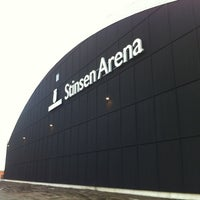 Photo taken at Stinsen Arena by Johanna L. on 10/11/2012