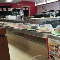 Photo taken at Marinepolis Sushi Land by Paul L. on 4/20/2016