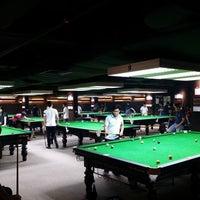 Photo taken at Elite Snooker & Pool Cafe by Low J. on 11/12/2014