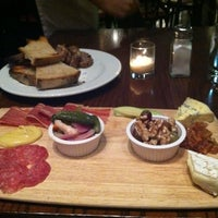 Photo taken at The Bailey Pub & Brasserie by Sara A. on 12/14/2012