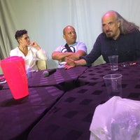Photo taken at Teatro Otavinho Arantes by Murilo G. on 6/20/2016