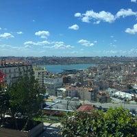 Photo taken at Turkcell Tepebaşı Plaza by Burak G. on 4/10/2015