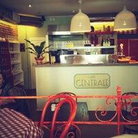 Снимок сделан в Caffe Centrale пользователем Masha K. 3/29/2013