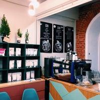 Photo taken at Double B Coffee & Tea by Masha K. on 12/6/2014