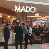 1/24/2013 tarihinde İsmetziyaretçi tarafından Mado Cafe, Family Mall'de çekilen fotoğraf