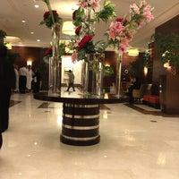Photo taken at Raffles Makkah Palace by İsmet on 12/31/2012