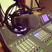 Photo taken at Радио «Спутник» by Andrew Z. on 3/4/2013