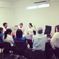 Photo taken at Universidad Nuevo Santander by Flavio H. on 11/7/2012