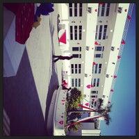 Photo taken at Universidad Nuevo Santander by Flavio H. on 2/14/2013