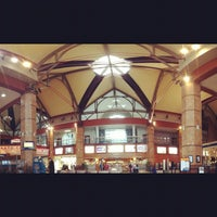 Photo taken at Albany-Rensselaer Station by Steve on 10/28/2012
