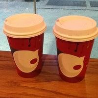 Photo taken at Starbucks by Steve on 11/15/2012
