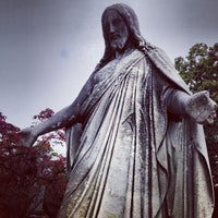 Photo taken at Sleepy Hollow Cemetery by Daniel B. on 10/19/2013