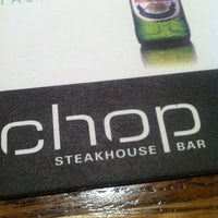Foto tirada no(a) Chop Steakhouse Bar por Michi S. em 4/3/2013