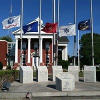 Photo taken at Carteret County Courthouse by @Dayngr on 6/16/2013