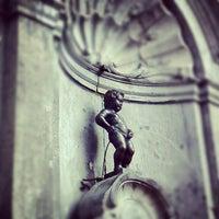 Photo prise au Manneken-Pis / Le Petit Julien par Artem S. le11/6/2012