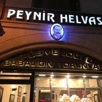 7/6/2018 tarihinde Hatice O.ziyaretçi tarafından Hüsmenoğlu Peynir Helvası'de çekilen fotoğraf