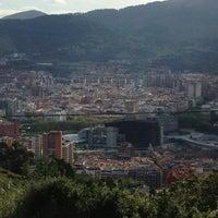Das Foto wurde bei Hotel Artetxe Bilbao von Anna D. am 10/13/2012 aufgenommen