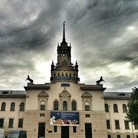 Снимок сделан в Центральный московский ипподром пользователем parfumernaja 8/31/2013