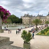 Foto tomada en Grand Bassin du Jardin du Luxembourg por Jonas G. el 7/29/2018
