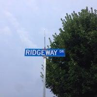 Photo taken at Ridgeway Dr by Rami A. on 7/23/2013