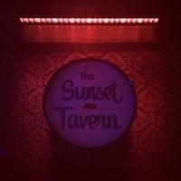 Photo taken at Sunset Tavern by Monica K. on 4/14/2017