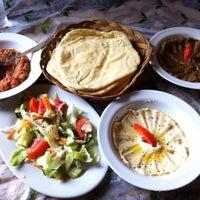 Photo taken at Restaurant Abunawas by Karina K. on 4/26/2014