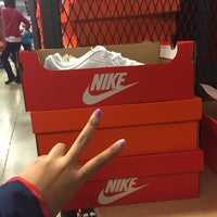 Photo taken at Nike Factory Store by bam n. on 4/18/2016