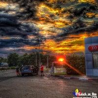 7/12/2016 tarihinde Калач-на-Дону Г.ziyaretçi tarafından Лукойл АЗС №68'de çekilen fotoğraf