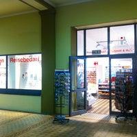 Photo taken at Schmitt & Hahn Buch und Presse by Nick B. on 12/28/2012
