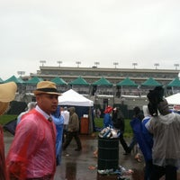 Photo taken at The Kentucky Derby 139 by Stacey L. on 5/4/2013