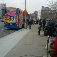 Photo taken at MTA Bus - M23 - 12th Av & 23 St by Ignacio A. on 3/16/2013