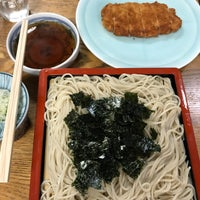 Photo taken at 直利庵 by matti 0. on 8/11/2017