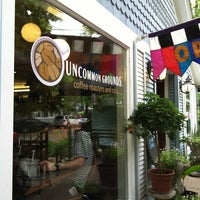 Photo taken at Uncommon Coffee Roasters by Jeff S. on 7/8/2013