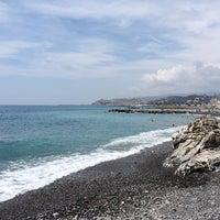 Photo taken at Papeete Beach by Francesco M. on 7/5/2014
