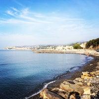 Photo taken at Papeete Beach by Francesco M. on 8/30/2014