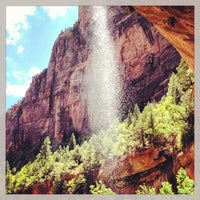 Photo taken at Emerald Pool Trail by Francesco M. on 8/12/2013