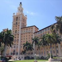 Photo taken at Biltmore Hotel Miami Coral Gables by Francesco M. on 4/28/2013