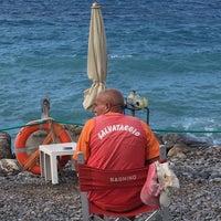 Photo taken at Papeete Beach by Francesco M. on 8/23/2014