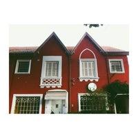Photo taken at Brigadeiro Doceria & Café by Seloti on 11/6/2012