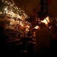 Photo taken at Café De Groene Vlinder by Flavius on 12/26/2012