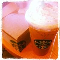 Photo taken at Starbucks by Ben B. on 10/12/2012