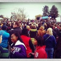 Das Foto wurde bei City Park Fields von *Dominic* am 10/24/2012 aufgenommen