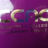 Photo taken at CCAC South Campus by Brittany M. on 12/11/2012