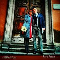 Photo taken at Municipio di Pavia by dikkone on 1/8/2015