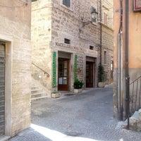 Foto scattata a Acquasanta Terme da dikkone il 8/12/2013