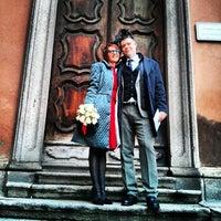 Photo taken at Municipio di Pavia by dikkone on 1/8/2014