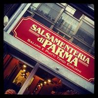 Foto scattata a Salsamenteria di Parma da dikkone il 4/26/2013