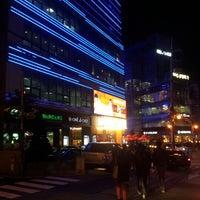 Photo taken at CGV Apgujung by Yongseok G. on 11/20/2012